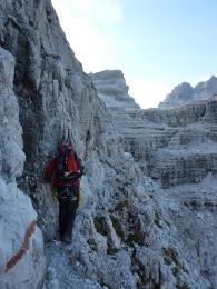 Sentiero delle Gicomo (315) day 2.
