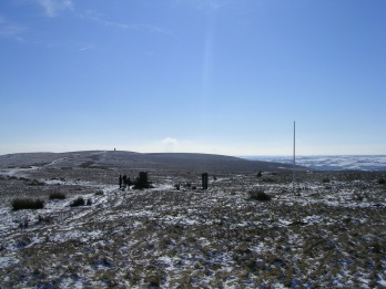 Bull Hill on Holcombe Moor