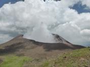 Telica Volcano, 5 volcanoes in 5 day trek. Nicaragua