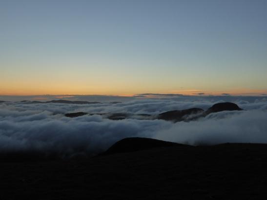 Sunrise from Pillar.