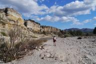 Rio Agua, Alfiax, Andalucia, Spain.