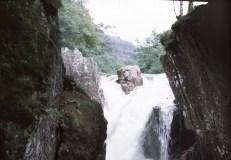 Polldubh Falls, Glen Nevis.