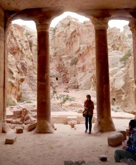 Garden Triclinium Tomb.