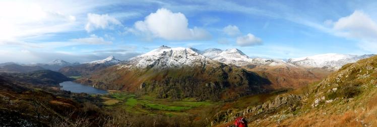 Snowdon Range
