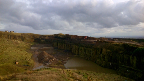 PILKIngton quarry