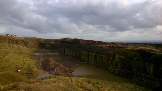 PILKIngton quarry